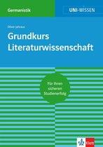 Uni-Wissen Grundkurs Literaturwissenschaft