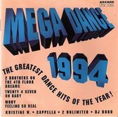 Mega Dance 1994  The Greatest Dance Hits Of The Year