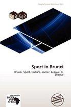 Sport in Brunei