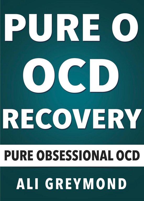 Boek cover Pure O OCD Recovery Program van Ali Greymond (Onbekend)
