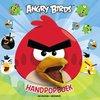 Afbeelding van het spelletje Unieboek Angry Birds: Handpopboek. 6+
