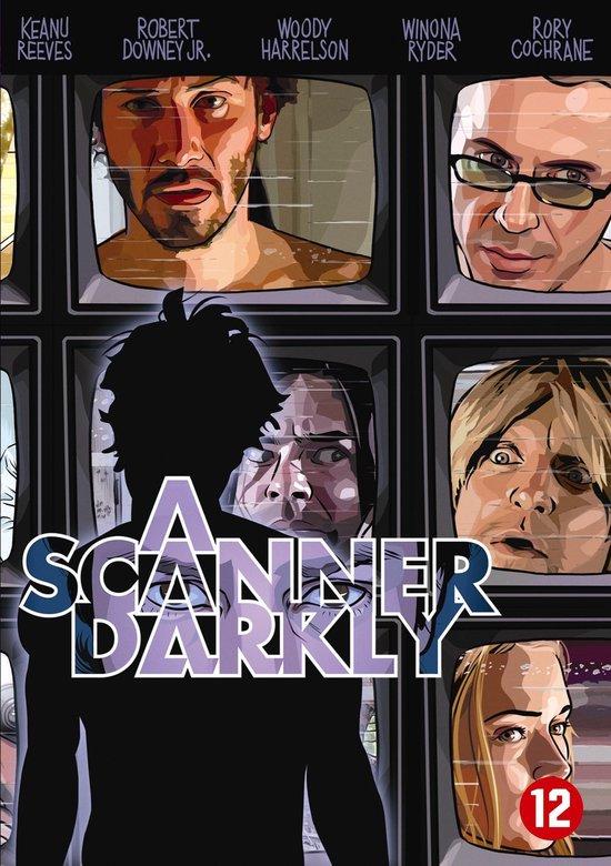Cover van de film 'A Scanner Darkly'