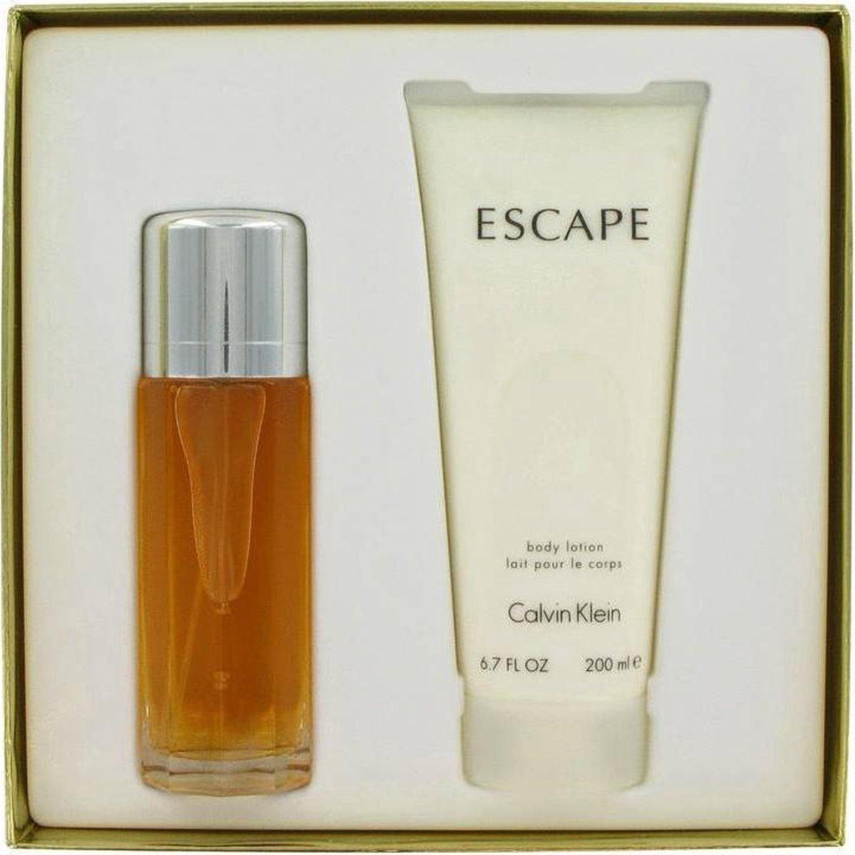 Calvin Klein Escape - Geschenkset - Calvin Klein
