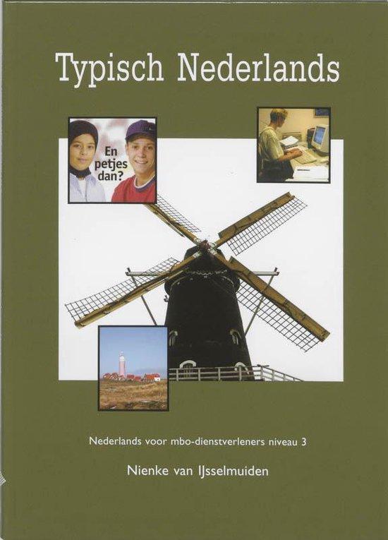 Typisch Nederlands - Niveau 3 - N. van IJsselmuiden |