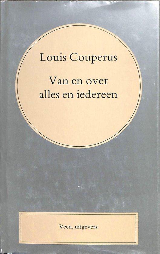 Van en over alles en iedereen - Volledige werken Louis Couperus deel 35 - Louis Couperus | Fthsonline.com