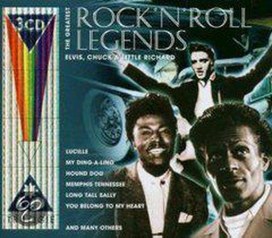 Greatest Rock & Roll Lege