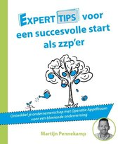 Experttips boekenserie  -   Experttips voor een succesvolle start als zzp'er
