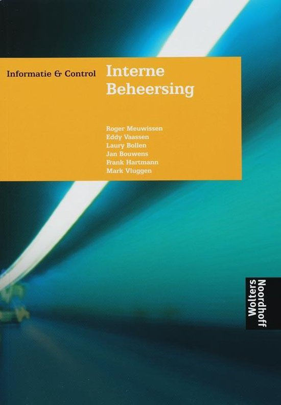 Interne beheersing - Onbekend pdf epub