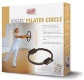 Sissel Pilates cirkel 38 cm zwart
