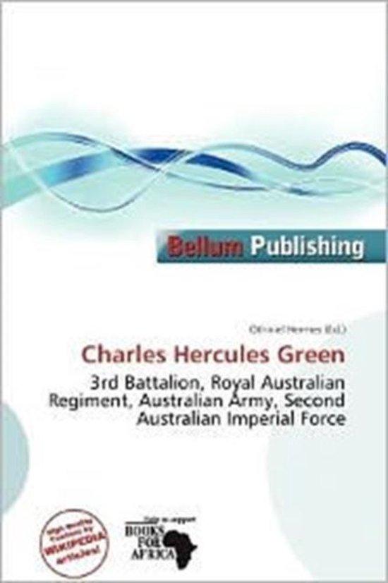Charles Hercules Green