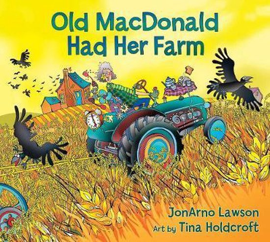 Old MacDonald Had Her Farm