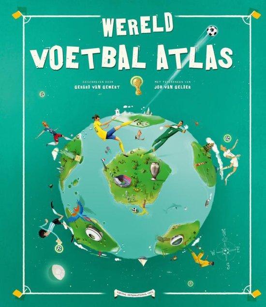Wereld Voetbal Atlas - Gerard van Gemert |