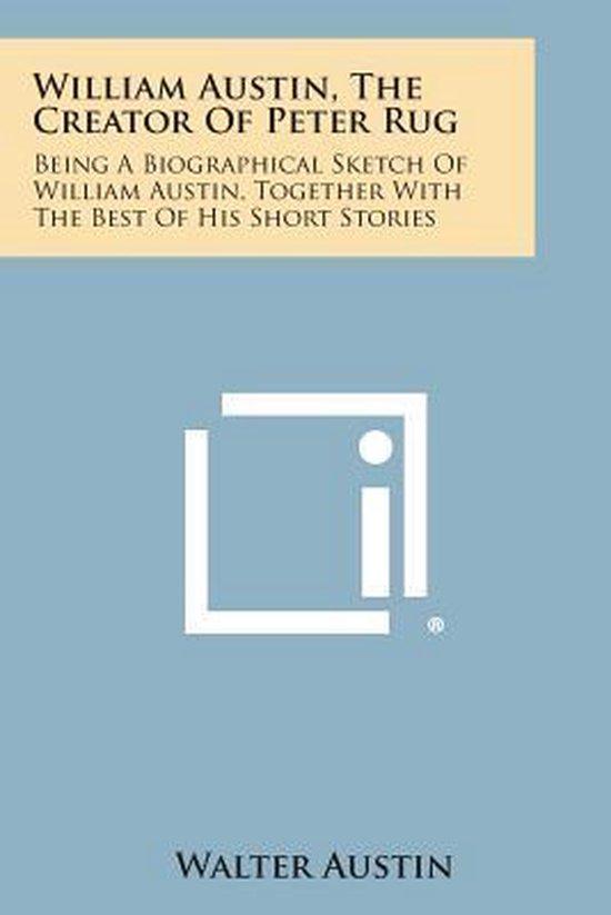 William Austin, the Creator of Peter Rug
