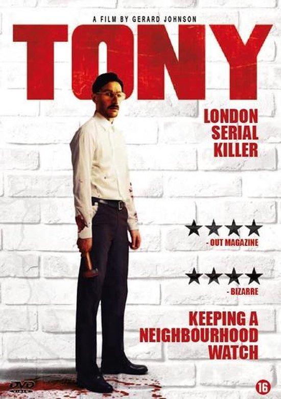 Cover van de film 'Tony'