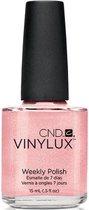 CND VINYLUX Grapefruit Sparkle #118 - Nagellak