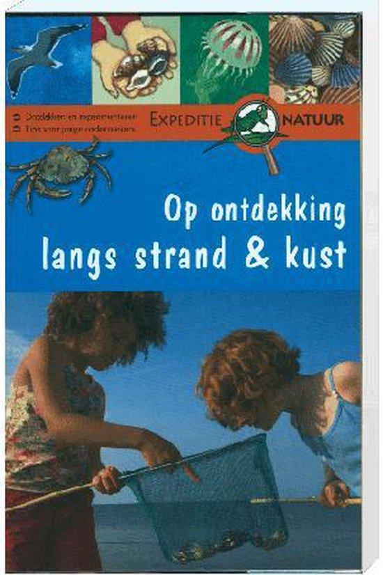 Boek cover Op ontdekking langs strand & kust van Bärbel Oftring (Onbekend)