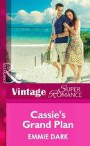 Cassie's Grand Plan (Mills & Boon Vintage Superromance)