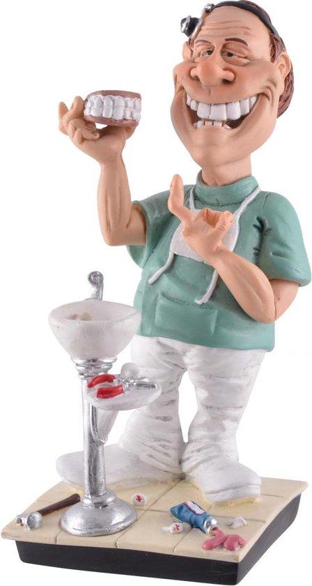 Beroepen - beeldje - tandarts - kunstgebit - Warren - Stratford