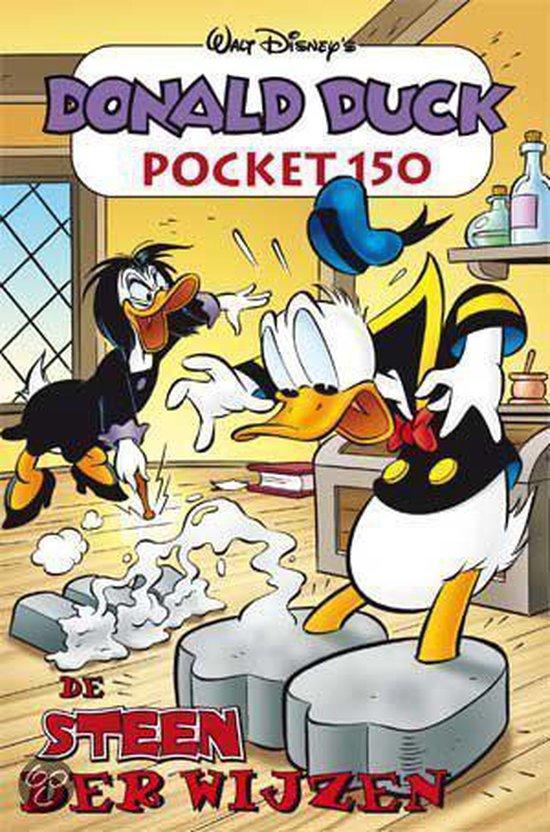 Cover van het boek 'Donald Duck Pocket / 150 Steen'