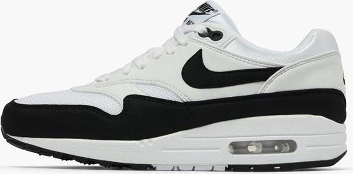 bol.com | Nike Dames Air Max 1 Wit/Zwart