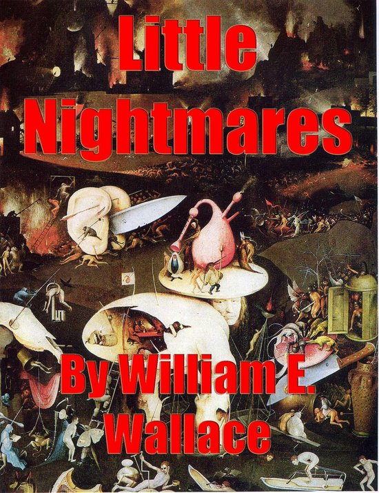Omslag van Little Nightmares