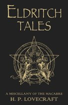 Boek cover Eldritch Tales van H.P. Lovecraft