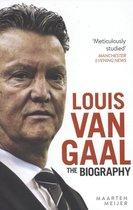 Omslag Louis Van Gaal: the Biography