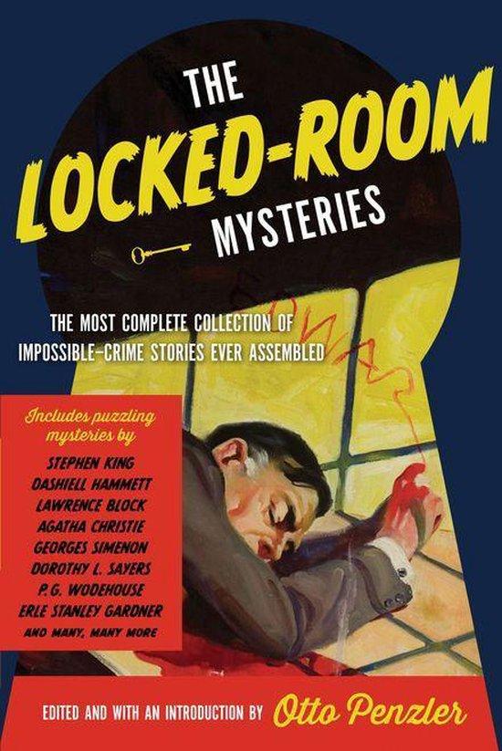 Omslag van The Locked-Room Mysteries