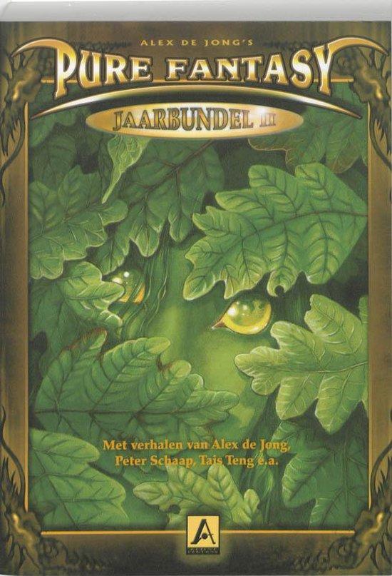 Pure Fantasy Jaarbundel - A. De Jong |