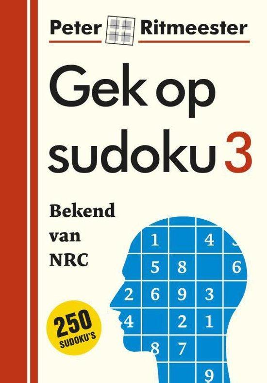 Afbeelding van Gek Op Sudoku 3