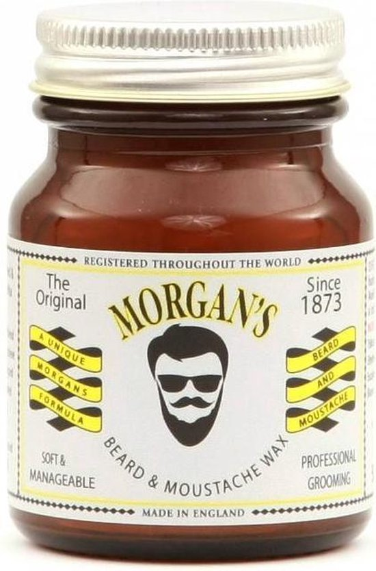 Baard & Snorrenwax Morgan's