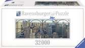 Ravensburger puzzel New York City Window