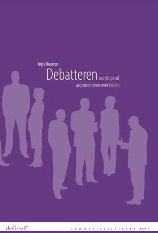 Debatteren - Josje Kuenen |