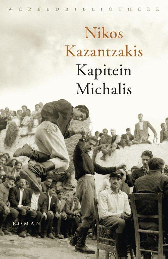 Kapitein Michalis - Nikos Kazantzakis |