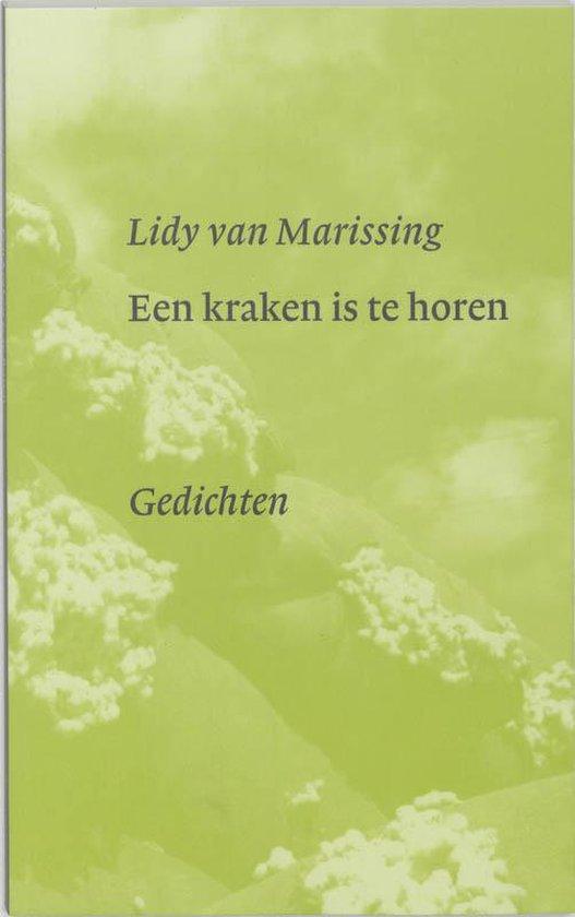 Cover van het boek 'Een kraken is te horen'