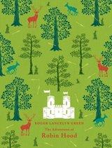 Boek cover The Adventures of Robin Hood van Roger Lancelyn Green (Hardcover)