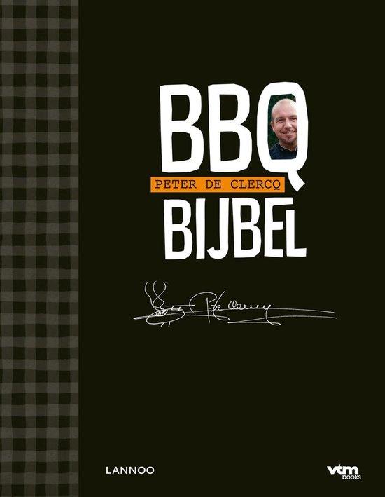 BBQ-Bijbel - Geert de Koning  