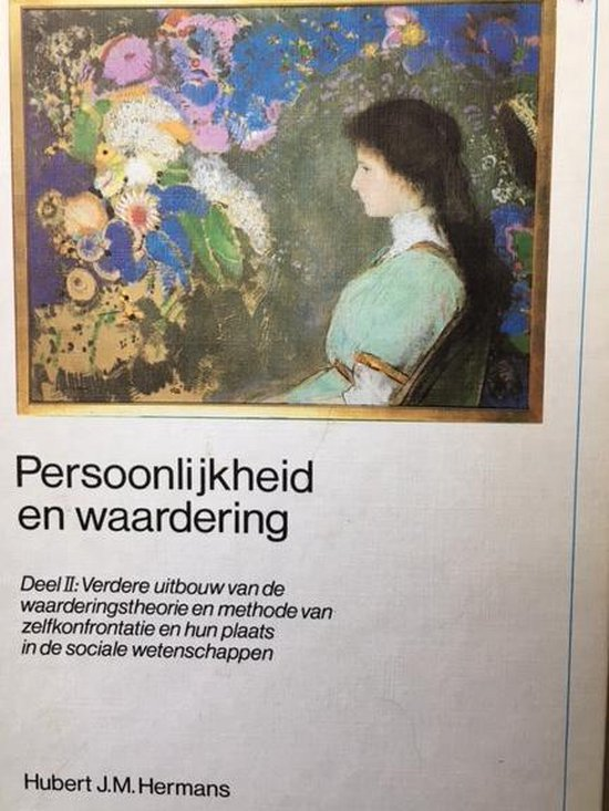 2 Persoonlijkheid en waardering - Hermans, Uitgeverij  