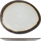 Cosy&Trendy Mercurio Bord - Ovaal - 27 cm x 23 cm - Set-4