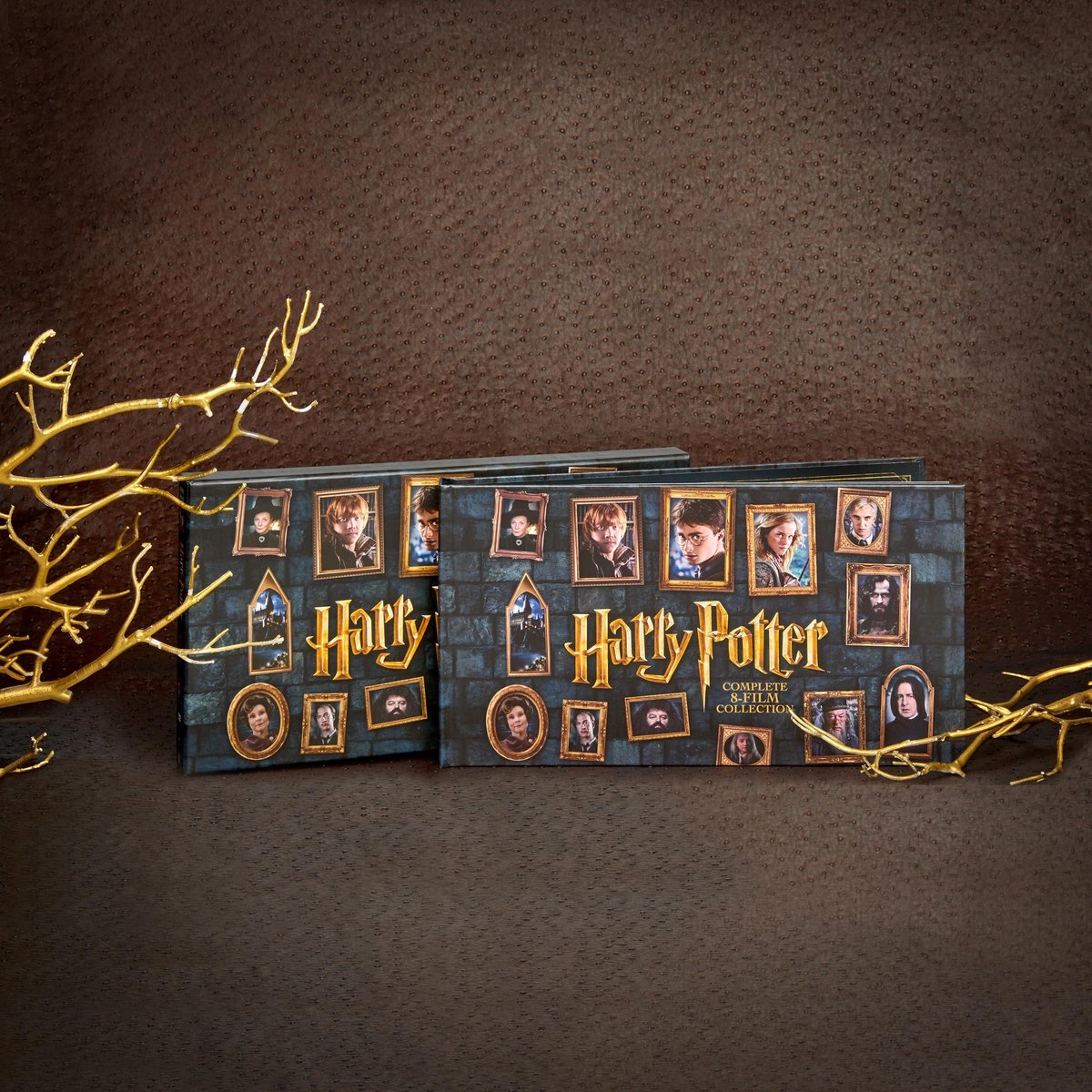 Harry Potter - Complete 8-Film Collection (Blu-ray) (Special Edition)