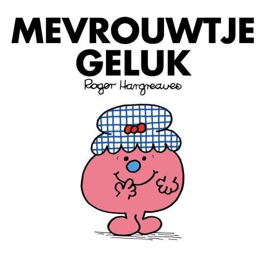 Mevrouwtje geluk - Roger Hargreaves |