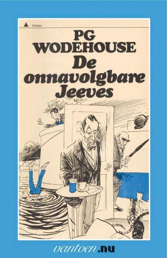 De onnavolgbare Jeeves - Wodehouse, P. G. |