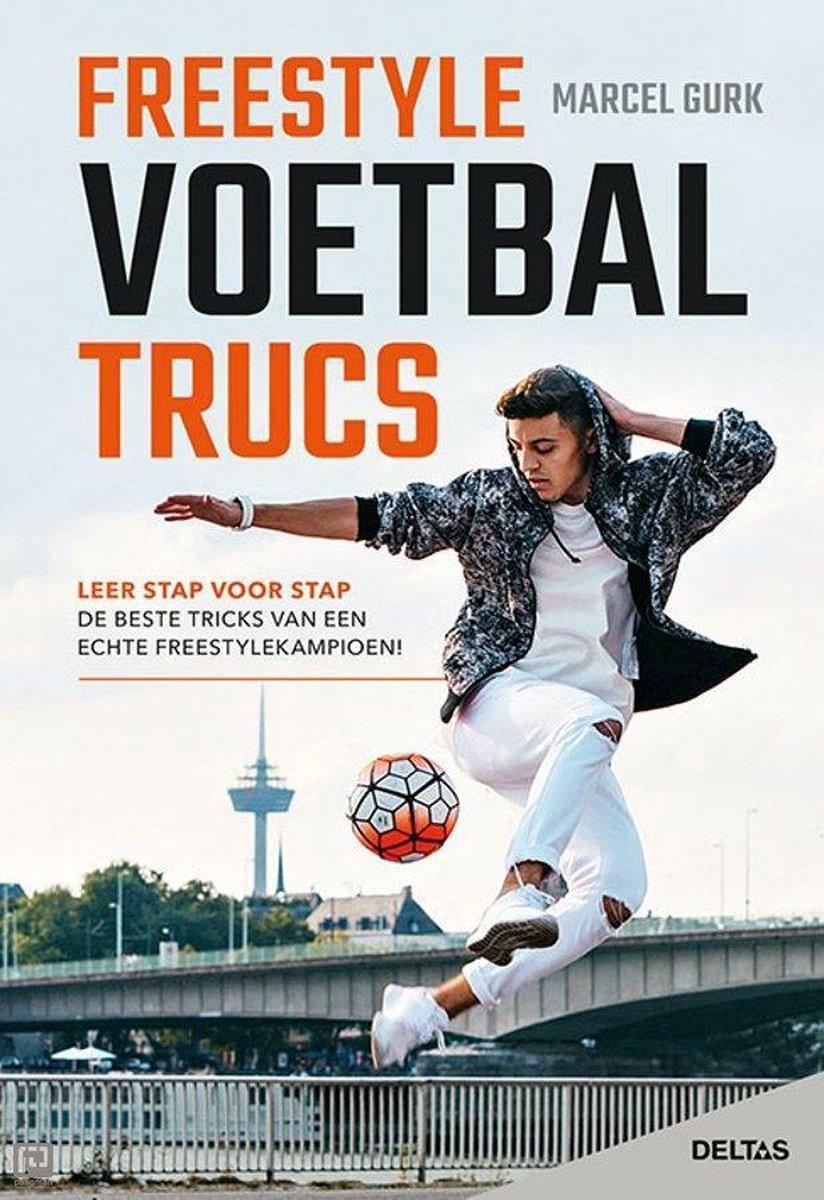 Freestyle voetbaltrucs - Marcel Gurk