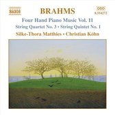 Brahms:Four Hand Piano Music11