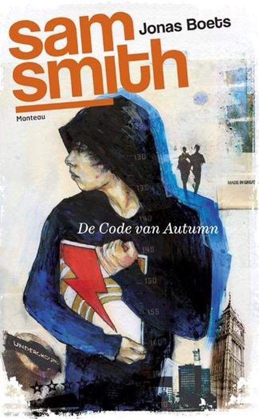 Sam Smith en de code van Autumn - Jonas Boets |