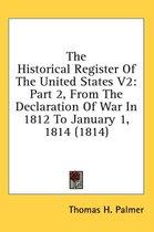 The Historical Register of the United States V2