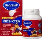 Dagravit Kids-Xtra Paw Patrol - Vitaminen en Mineralen - 60 kauwtabletten