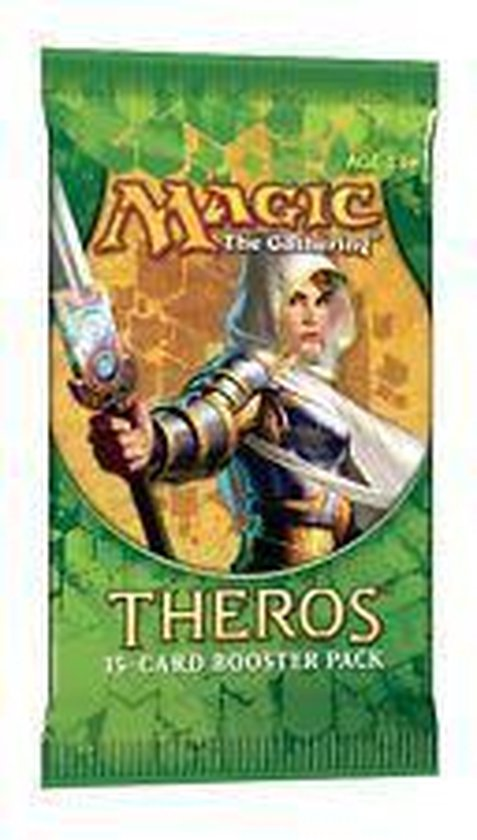 Magic the Gathering - Theros Booster pack