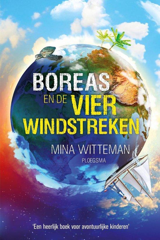 Boreas en de vier windstreken - Mina Witteman pdf epub