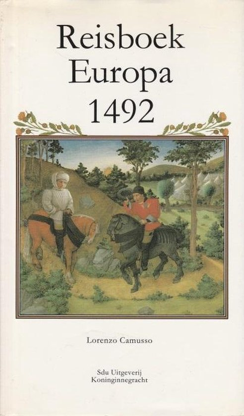Reisboek Europa 1492 - Auteur Onbekend |